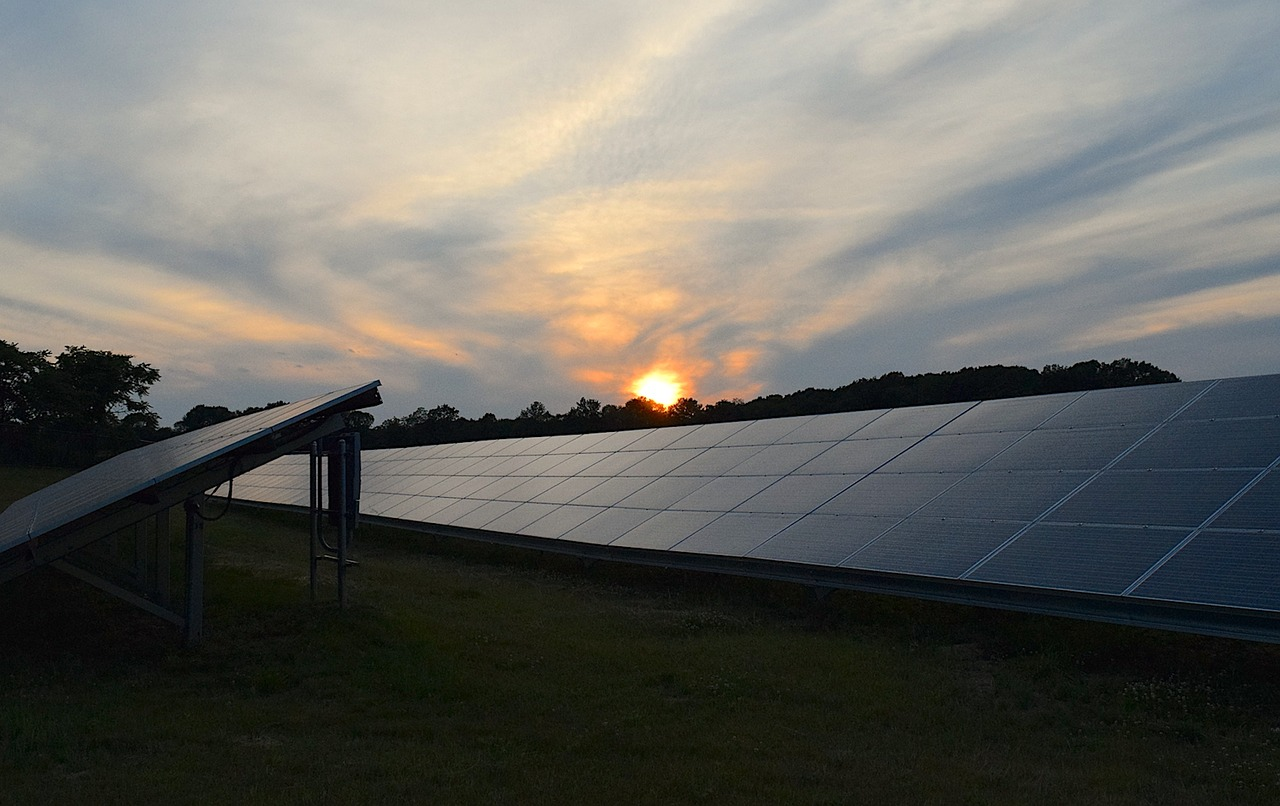 panel solar avila